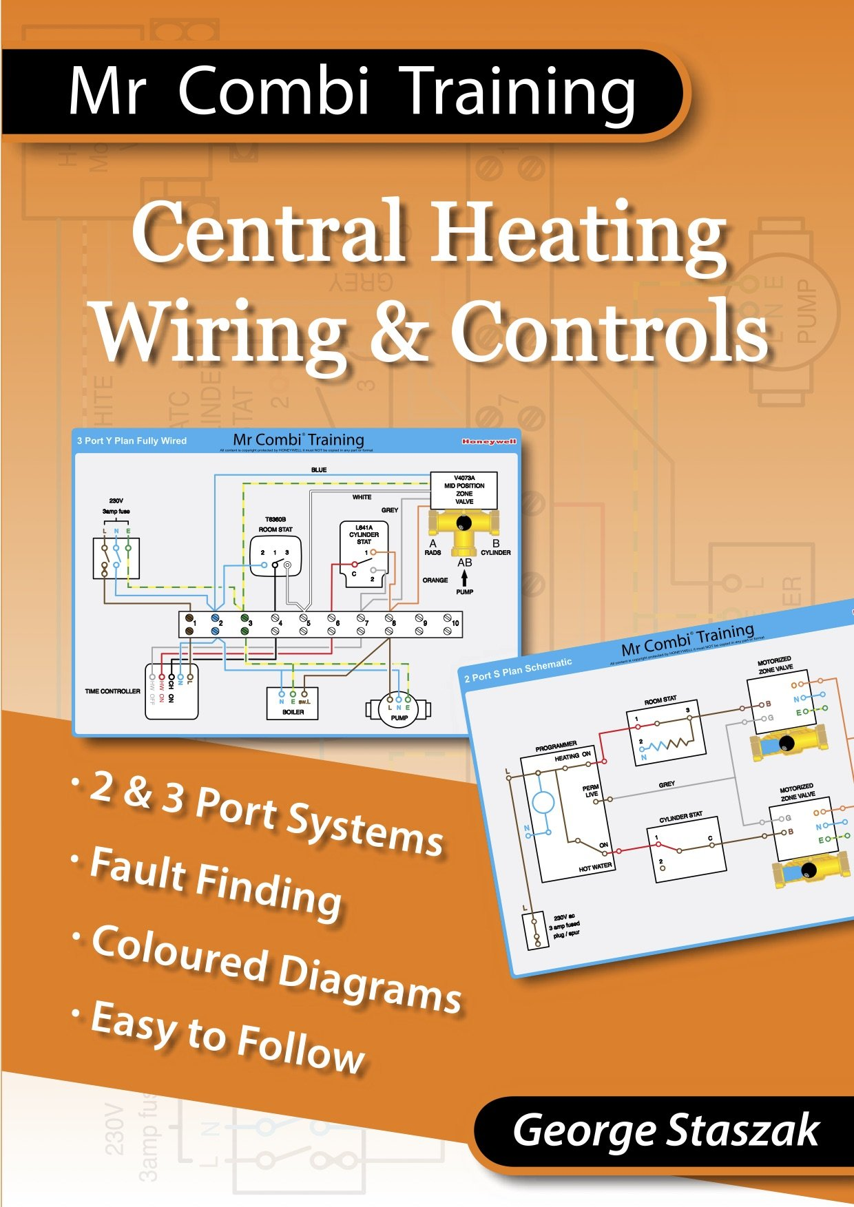 Central Heating Wiring Controls George Staszak Data Voice Diagram Home Free Download 9780993227004 Books