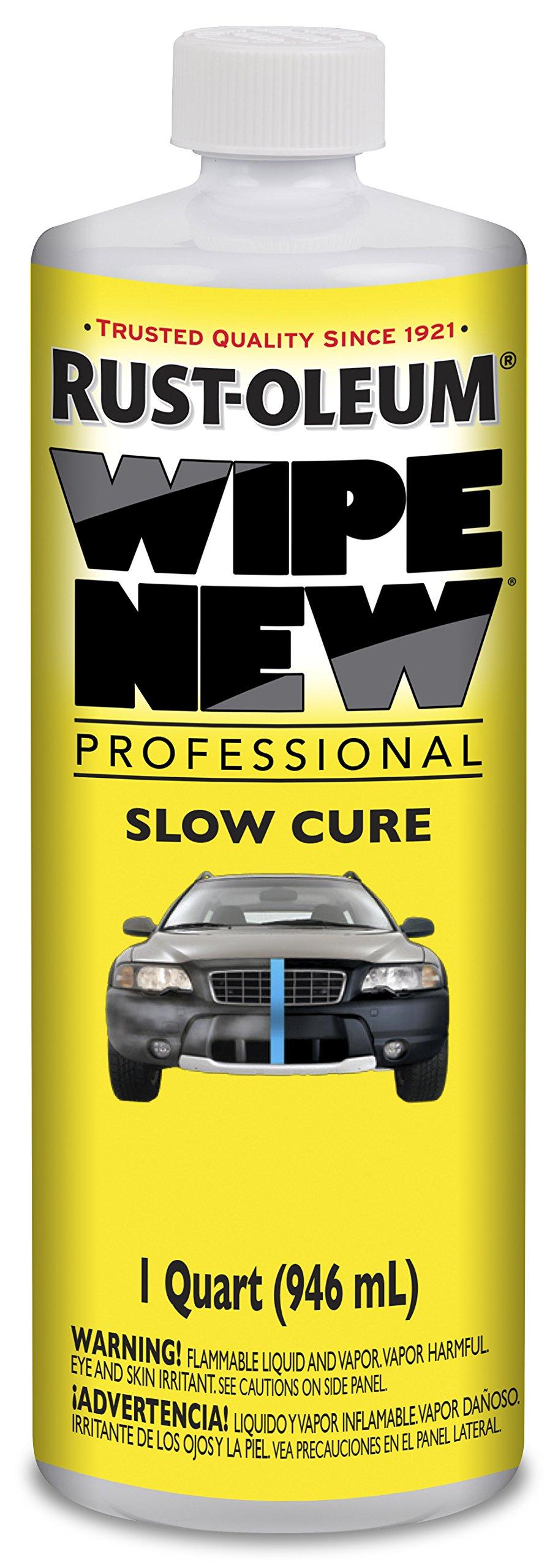 Rust-Oleum WN32OZSCBOTTLE Wipe New Professional Trim Slow Cure, 32 Oz Qt