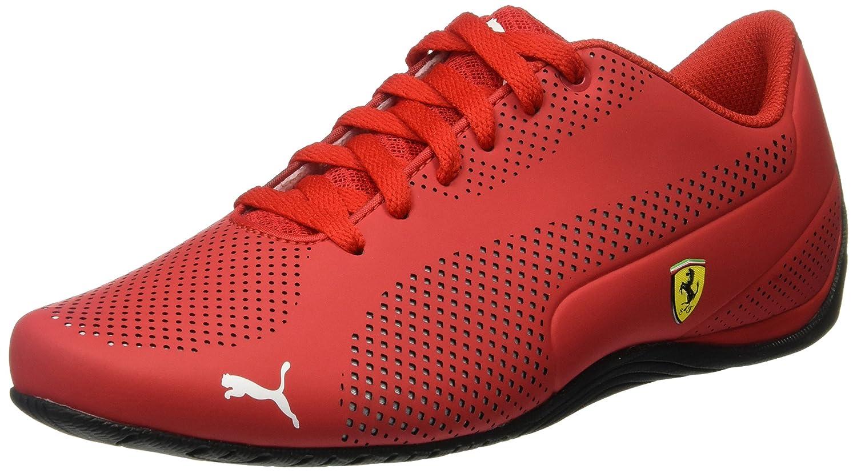 Puma Unisex-Erwachsene SF Drift Cat 5 Ultra Niedrig-Top Niedrig-Top Ultra Rot (Rosso Corsa-puma Weiß-puma schwarz 01) 57cb45