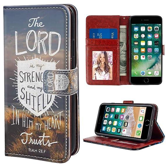 d5e2e87c9702fb Amazon.com  YaoLang iPhone 6 6S Plus Wallet Case