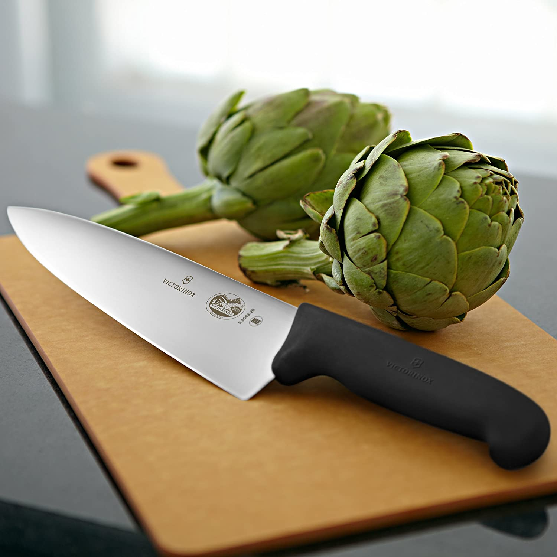 victorinox fibrox 8 inch chef u0027s knife 40520 47520 45520 5 2063