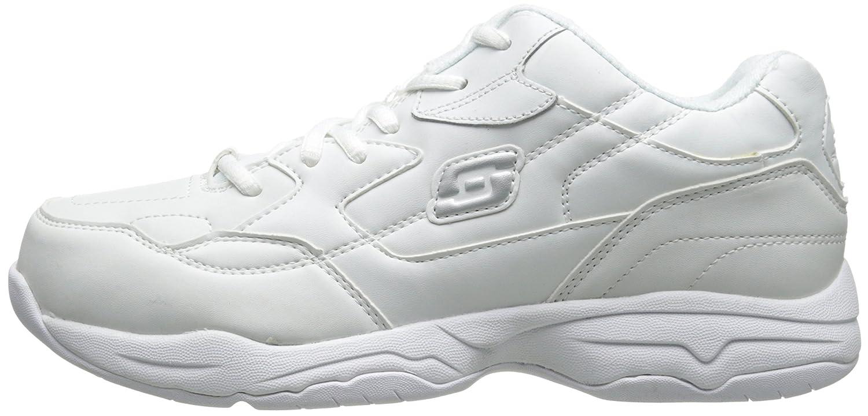 Skechers Reggae Schlank Schlank Reggae Slide Sandale Weiß e267eb