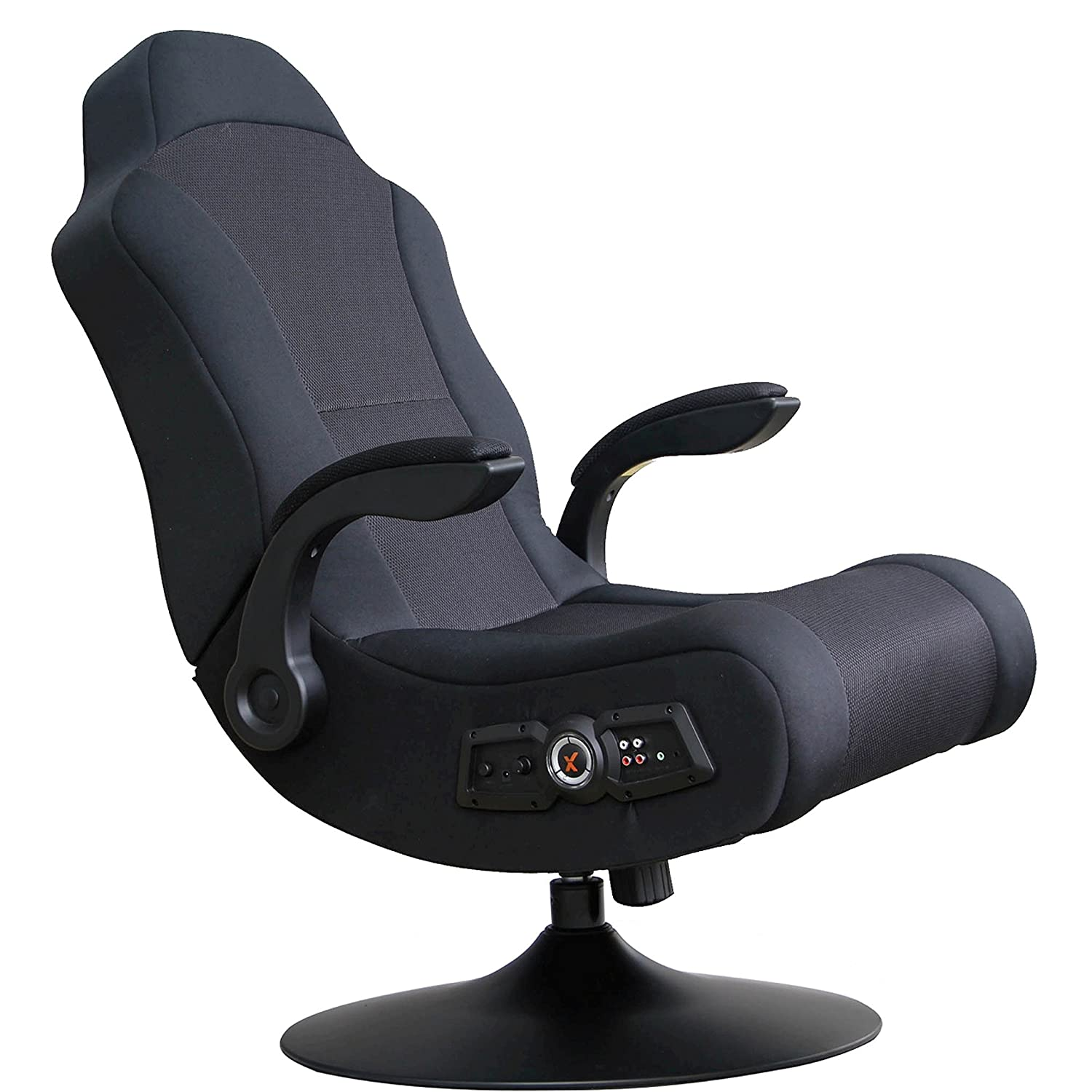 Amazon.com: X Rocker 5142201 Commander 2.1 Audio Gaming Chair: Sports U0026  Outdoors