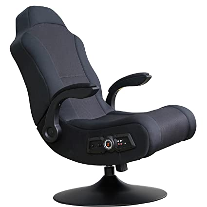 Groovy X Rocker Commander Wired Audio System Gaming Rocker Chair Inzonedesignstudio Interior Chair Design Inzonedesignstudiocom