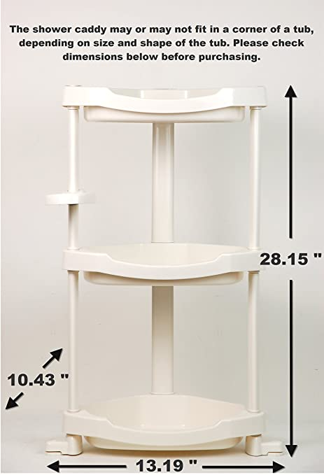 Corner Shower Caddy Amazon