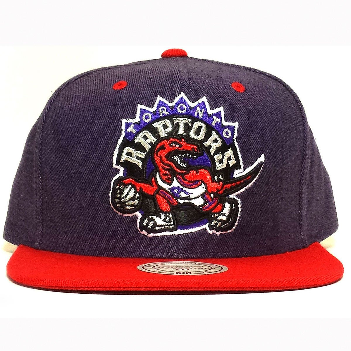 best sneakers 6f732 c643b Amazon.com   Mitchell Ness Denim Harry 2 Tone NBA Chicago Bulls Team  Quality Snapback Hat   Sports   Outdoors