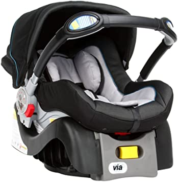 The First Years Via I450 Infant Carseat Urban Life