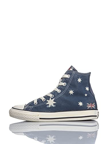 ff51aa019967 Converse - Converse All Star CT Sneakers Hi American Flag Junior - 11.1 4K   Amazon.co.uk  Shoes   Bags
