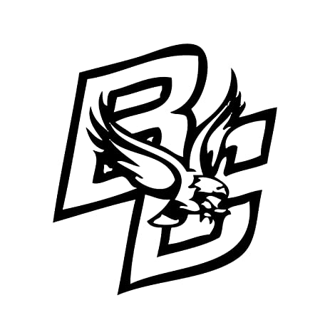 Boston college eagles vinyl decal sticker