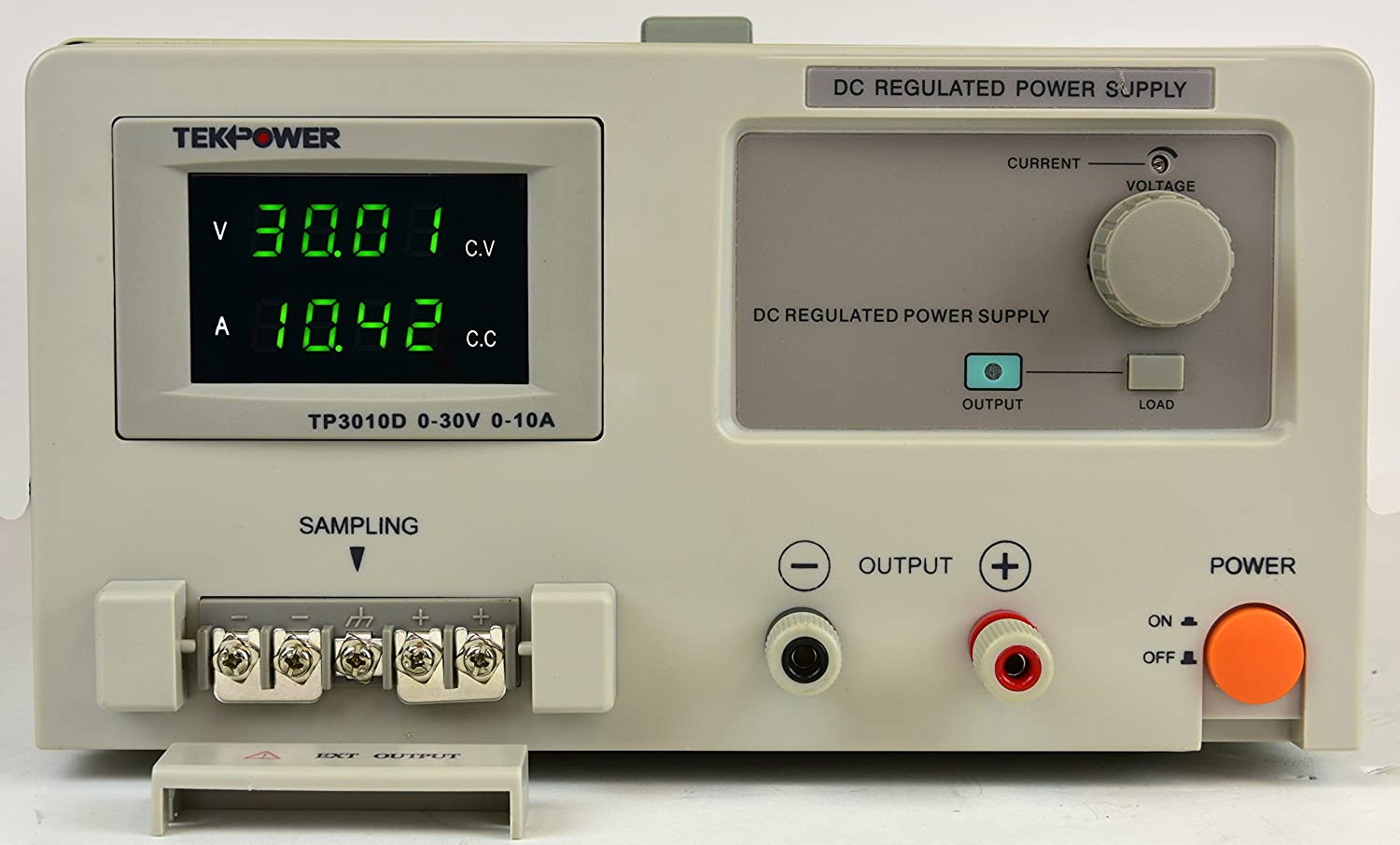 T-king MS-305D Variable Linear Adjustable Lab DC Bench Power Supply 0-30V 0-5A 150W