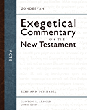 Acts (Zondervan Exegetical Commentary on the New Testament)