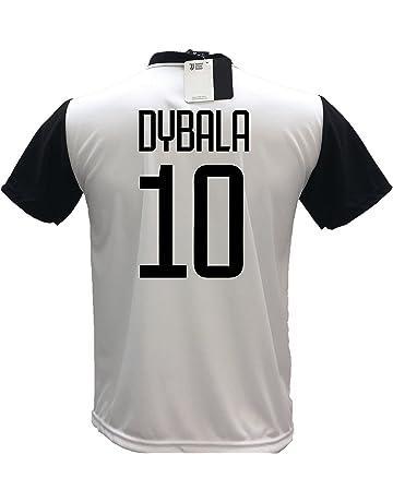 Maglia Calcio Dybala 10 Juventus Replica Autorizzata 2018-2019 Bambino  (Taglie 2 4 6 b50d7371c61