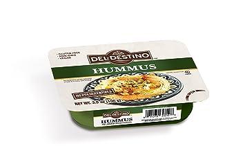DEL DESTINO Hummus, 3.5 Ounce
