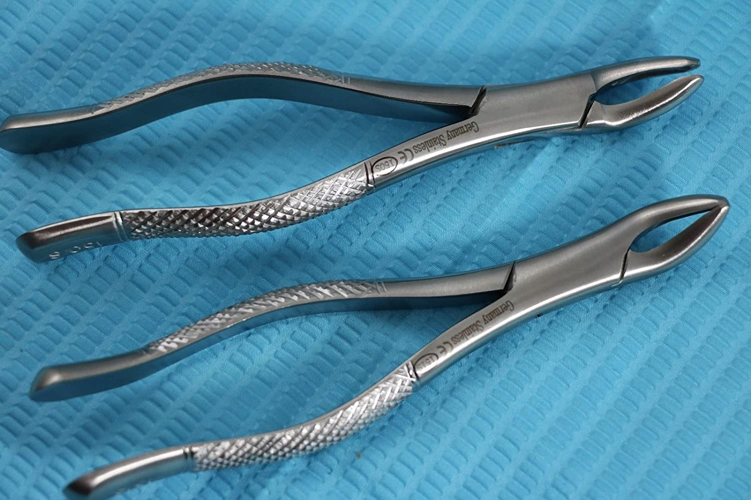 Amazon com: GERMAN DENTAL EXTRACTING FORCEPS #150S # 151S