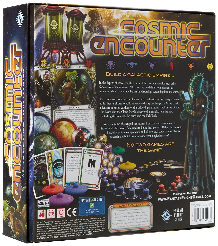 Fantasy Flight Games Cosmic Encounter 42nd Anniversary Edition