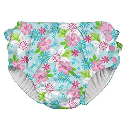 I Play IP-711060-6300-47 - Pañal para nadar, niñas,