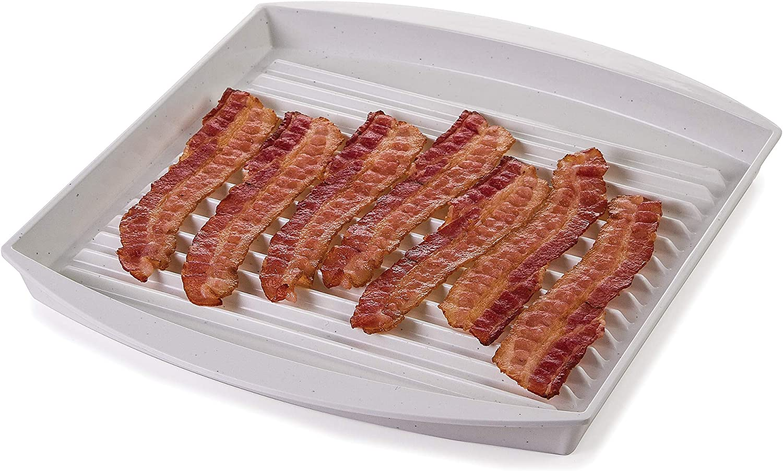 Amazon.com: Progressive Prep Soluciones Microondas Bacon ...