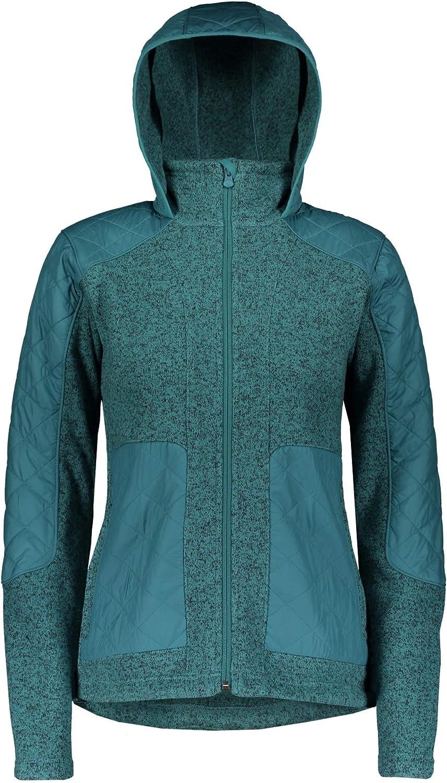 Scott Damen Defined Optic Jacke (Größe XS, Blau) Sport 1a