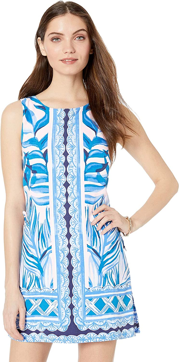 254d20b1521 Amazon.com  Lilly Pulitzer Women s Donna Romper  Clothing