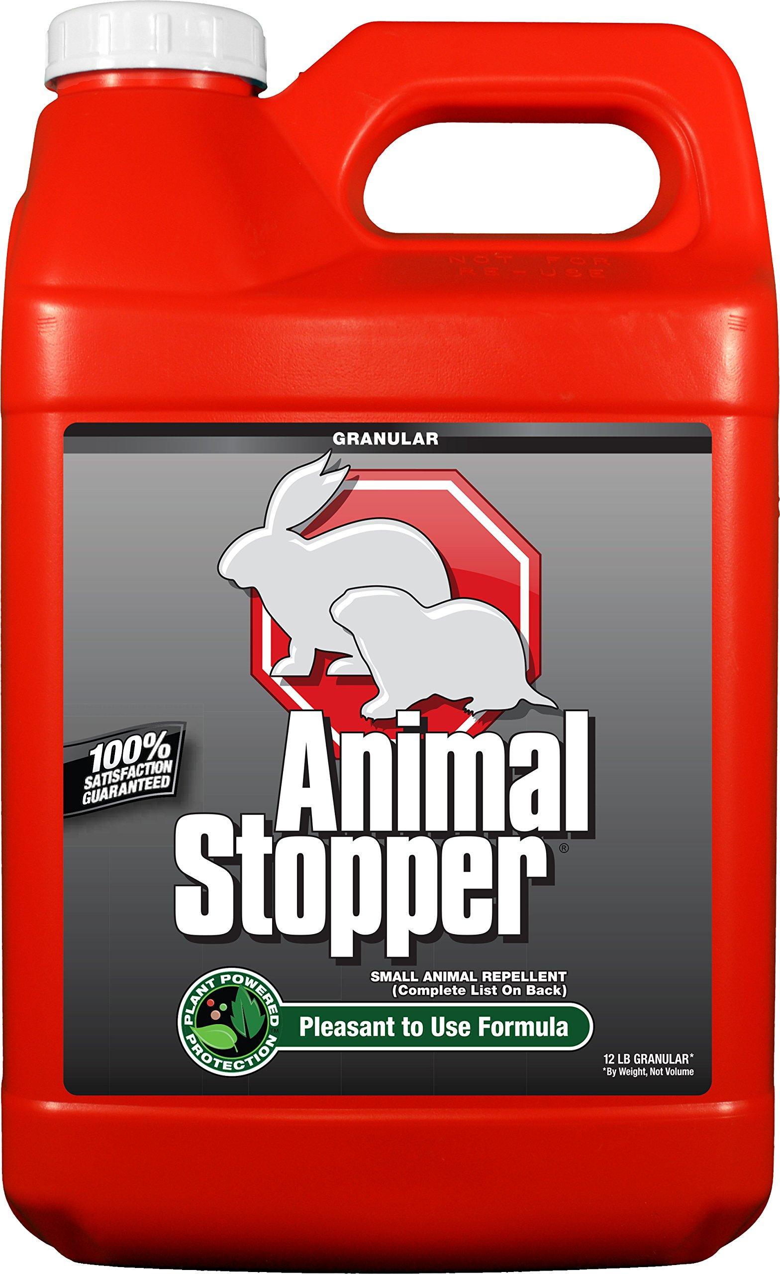 Messina Wildlife AS-G-010 Animal Stopper 12-Pound Bulk, Organic