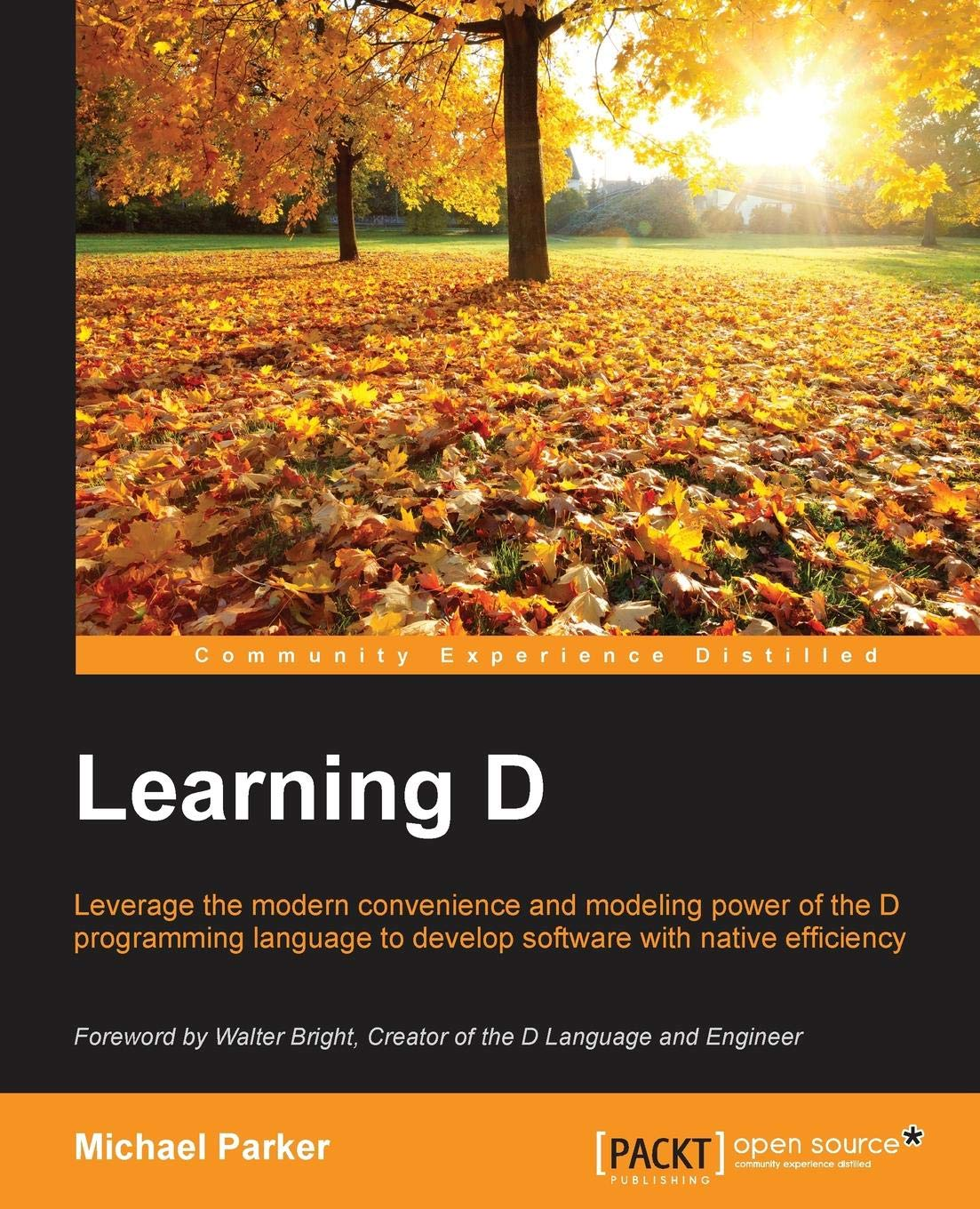 programming language book the d