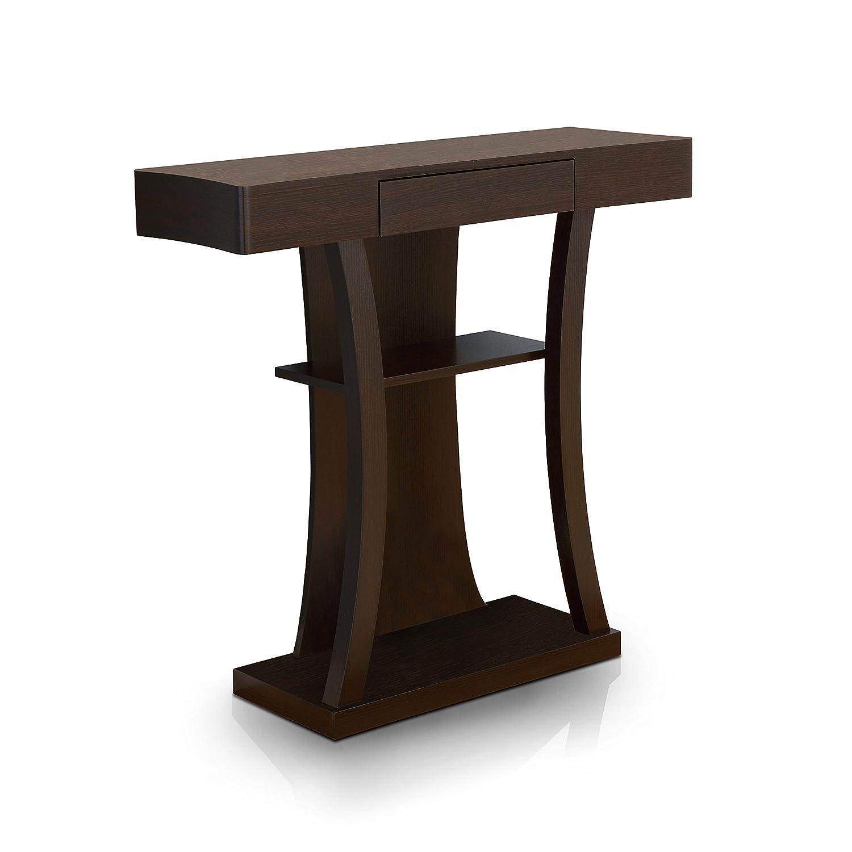 247SHOPATHOME sofa-tables, Cappuccino