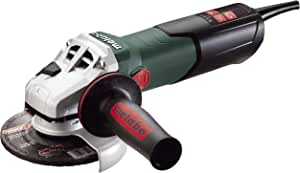 """Metabo- 5"""" Variable Speed Angle Grinder - 2, 800-10, 500 Rpm - 9.5 Amp W/Electronics, Lock-On (600388420 10-125), Concrete Renovation Grinders/Surface Prep Kits/Cutting/Finishing"""