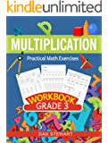 Multiplication Workbook Grade 3: Practical Math Exercises (Math for Kids 2)