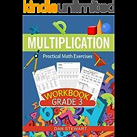 Multiplication Workbook Grade 3: Practical Math Exercises (Math for Kids 2)
