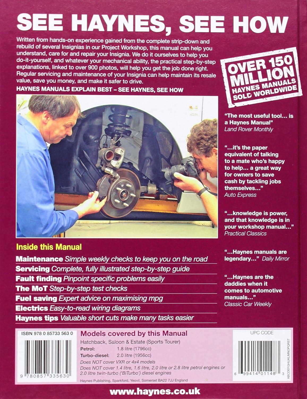 Diesel car maintenance tips user manuals auto careers array vauxhall opel insignia petrol u0026 diesel service and repair manual rh amazon fandeluxe Choice Image