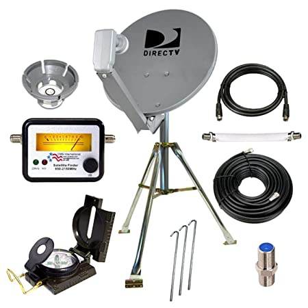 Review DIRECTV Portable Satellite Dish
