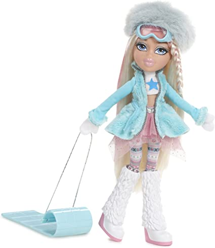 Amazon.com: Bratz #SnowKissed Doll- Cloe: Toys & Games