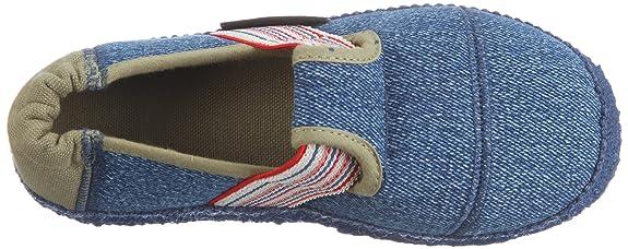 814f7a9ff14 Nanga Levis Slippers Boys Blue Blau (jeans khaki 30) Size  24   Amazon.co.uk  Shoes   Bags