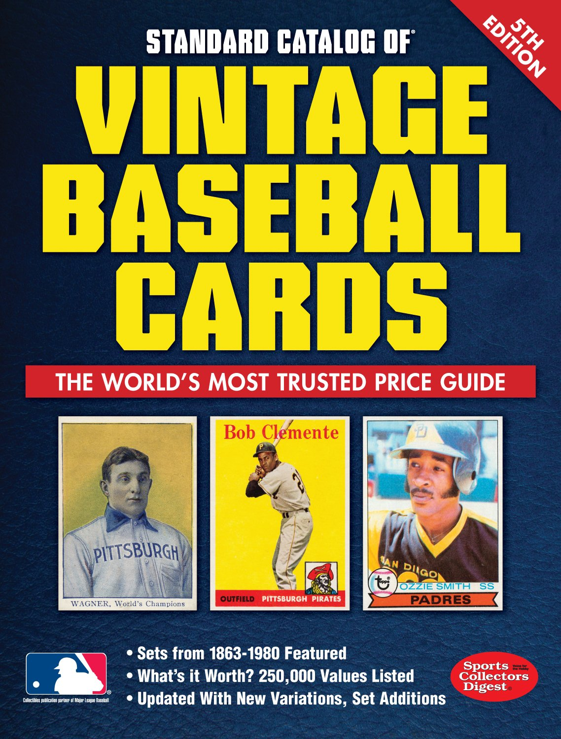 Standard Catalog Of Vintage Baseball Cards Sports