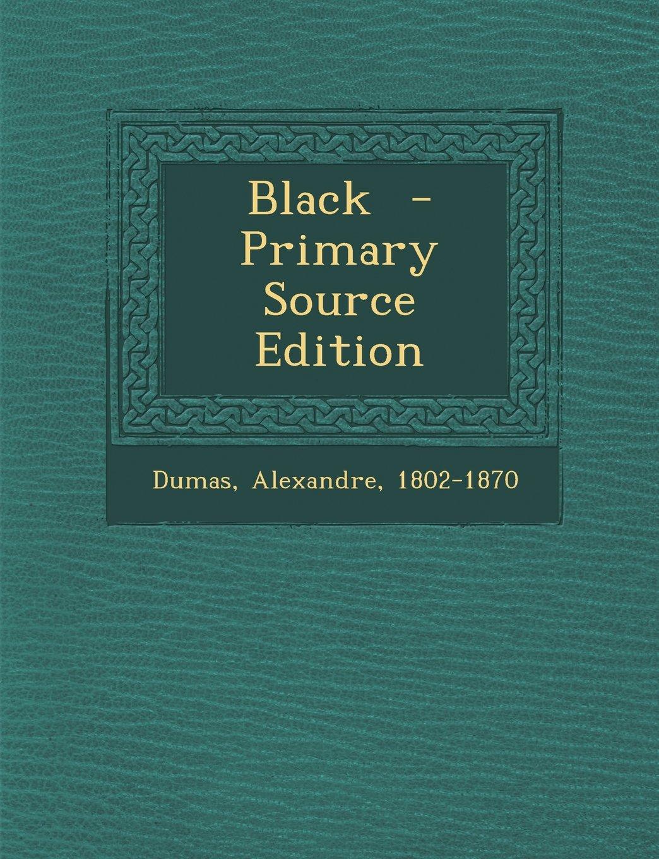 Black (French Edition) pdf epub