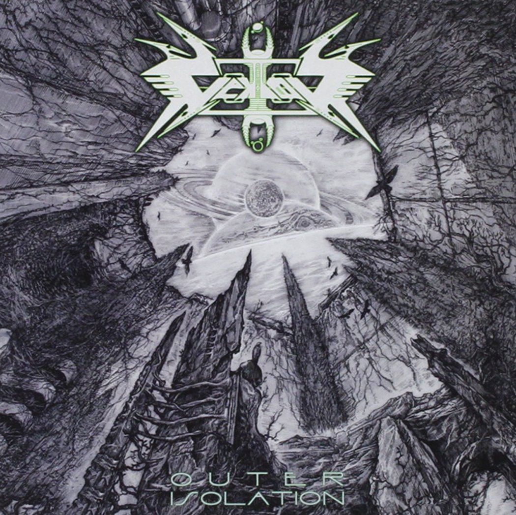 CD : Vektor - Outer Isolation (CD)