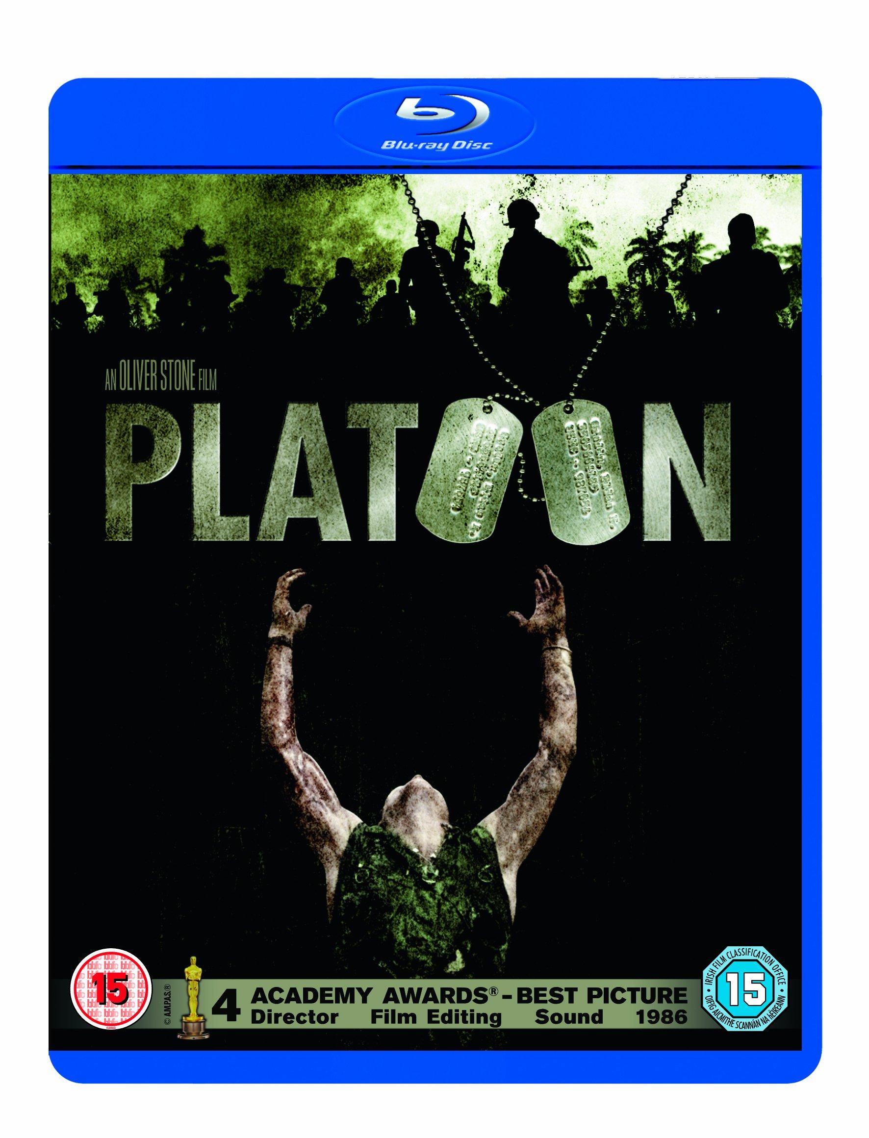 Platoon [Blu-ray] [1987] [1986]
