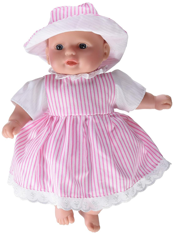 JaBaDaBaDo D700 Puppe Agnes, Pink