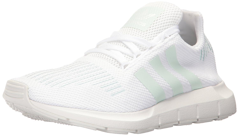 adidas Women's Swift Run W B01N1SDJG0 9.5 B(M) US|White/Grey One/Ice Mint