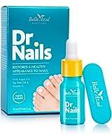 Belle Azul Dr. Nails - Nagelpflege gegen Nagelpilz für gesunde Nägel. Mit Arganöl, Teebaumöl und Nelkenöl für stärkere, helle Nägel. 10ml