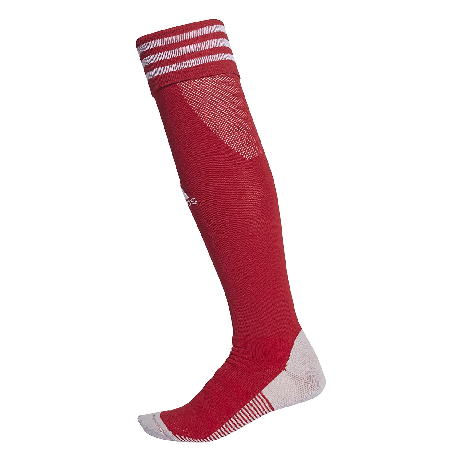 adidas Unisex adisock 18 Team Socks, Power Red/White, XXS CF3577