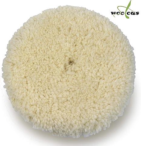 Amazon.com: Almohadillas de lana y rueda de pulido para ...