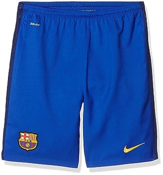 new styles d613b ce4f1 2015-2016 Barcelona Away Nike Football Shorts (Kids), Shorts - Amazon Canada