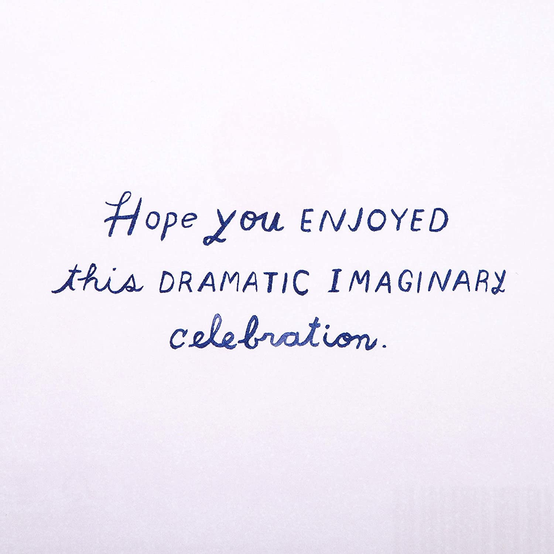 Text Based Design General Celebration Card from The Hallmark Studio