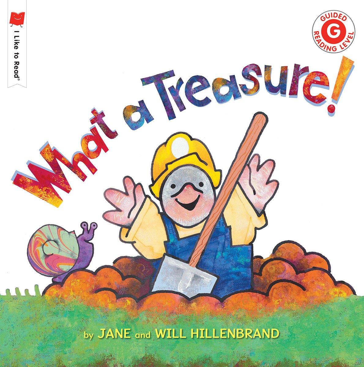 What a Treasure!: Jane Hillenbrand, Will Hillenbrand: 9780823439874: Books  - Amazon.ca