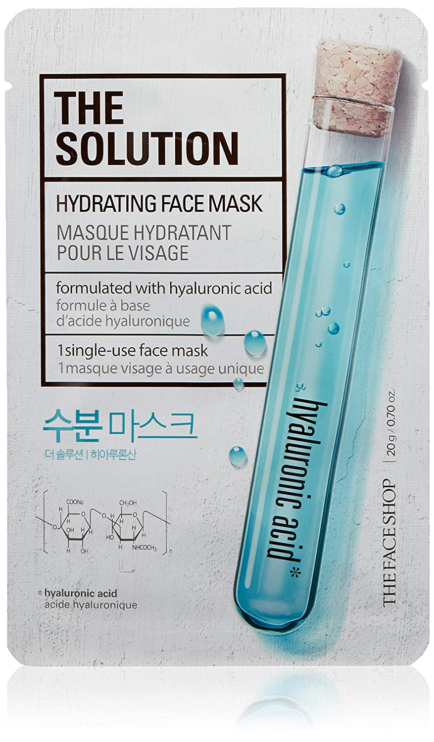 THE FACE SHOP The Solution Hydrating Face Mask
