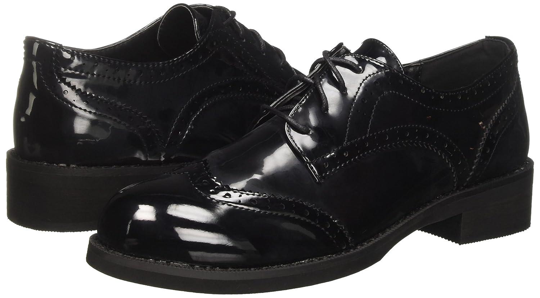 36 Tata à 9391c Italia EU Noir Femme Lacets Chaussures 2 Noir xwZqTO
