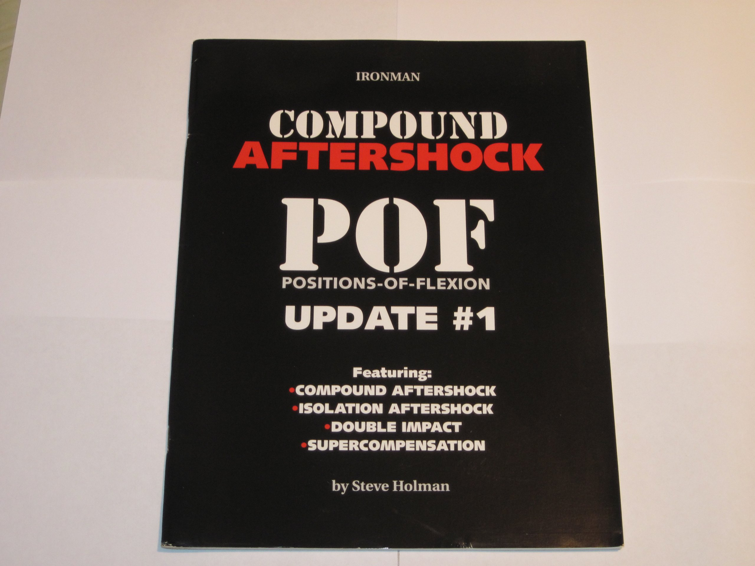 COMPOUND AFTERSHOCK POF (Positions -of-Flexion) UPDATE #1