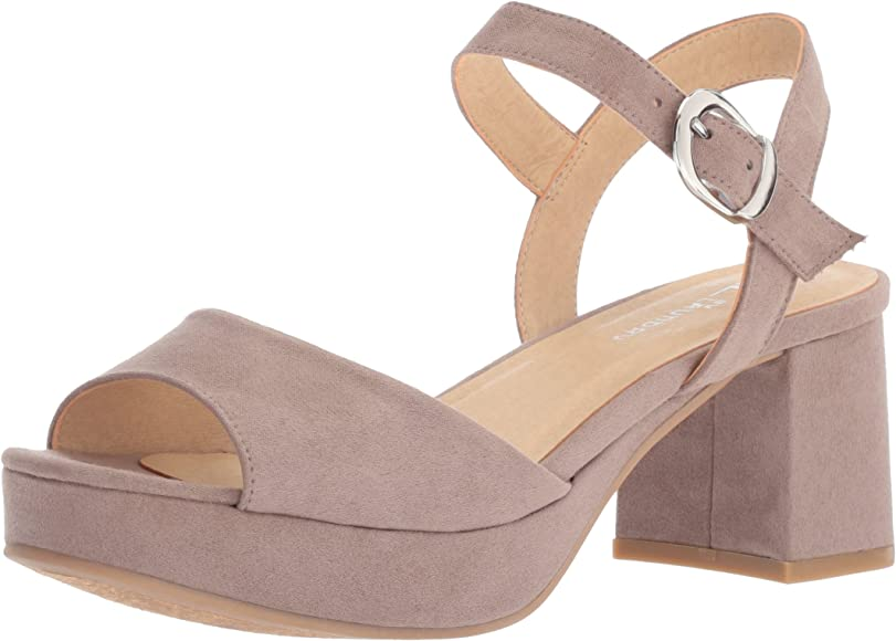Kensie Platform Dress Sandal