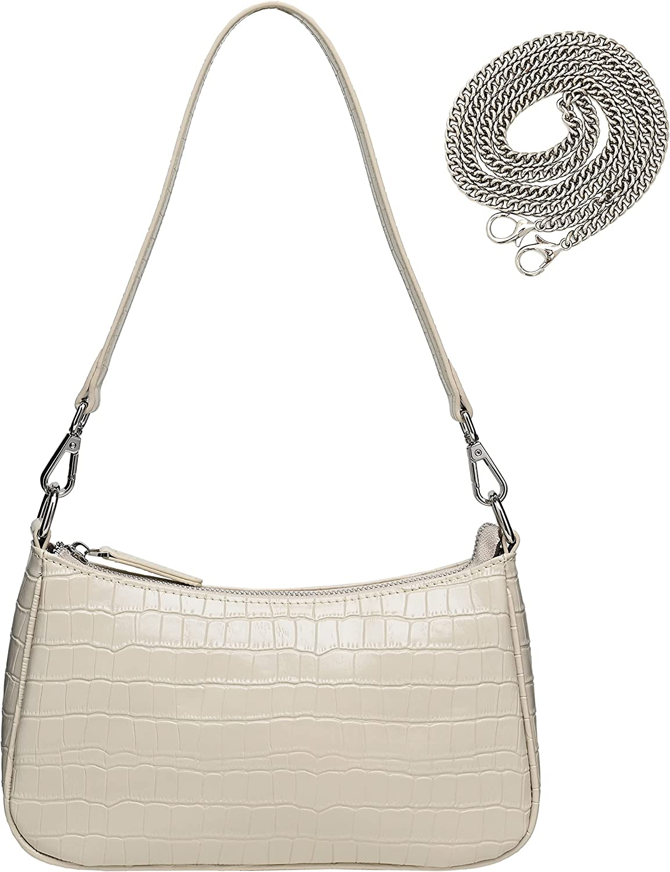 Women Small Shoulder Bag Leather Mini Purse Women's Crossbody Clutch Purses 90s...